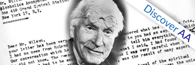 Discover AA – November 2017 – A Letter From Jung