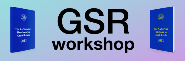 GSR Workshop 2018