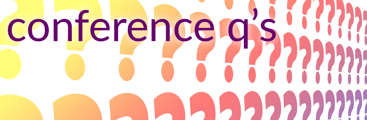 conference questions 2017