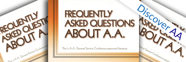 Discover AA – April 2018 – FAQs About AA