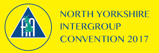 North Yorkshire Intergroup Convention 2107