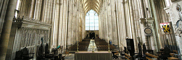 Centenary of Bill Wilson's Visit to Winchester Cathedral