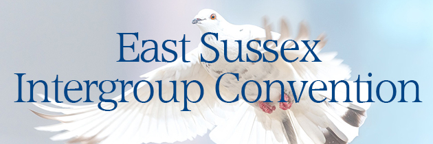 East Sussex Intergroup Convention 2019
