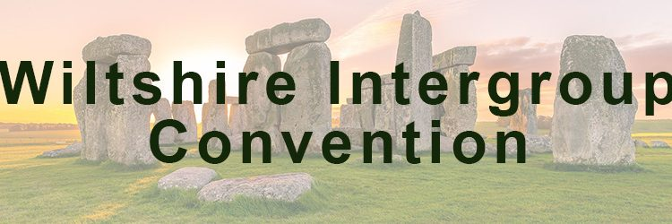 Wiltshire Intergroup Convention 2019