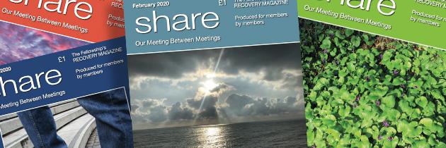 Free Share & Roundabout Magazines